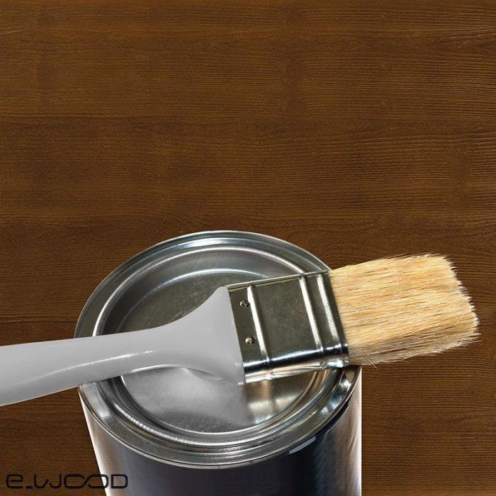Peinture De Retouche Pour Bardage Bois Fauve Pot 1 Kg Ewood