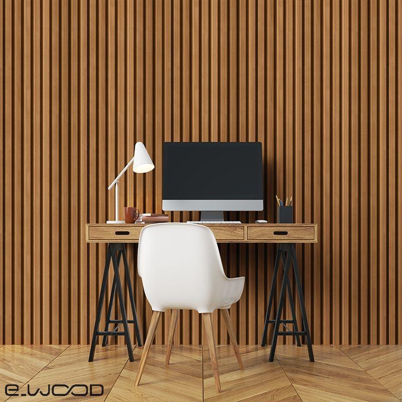 Idée d'archi : le bardage bois en intérieur