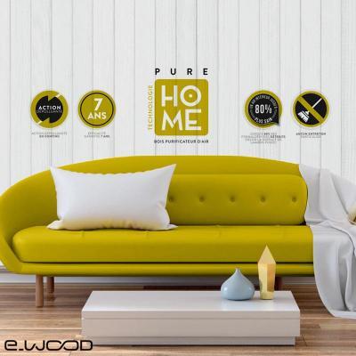 Décorer ses murs en améliorant la qualité de l'air intérieur ?